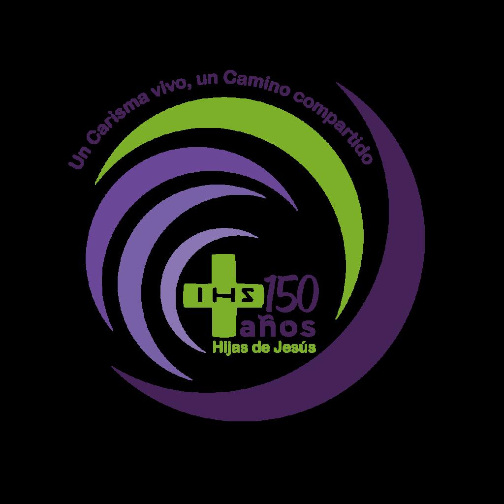 Logo 150 Hijas de Jesús