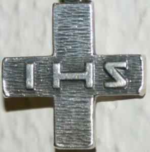 El IHS, signo de las Hijas de Jesús